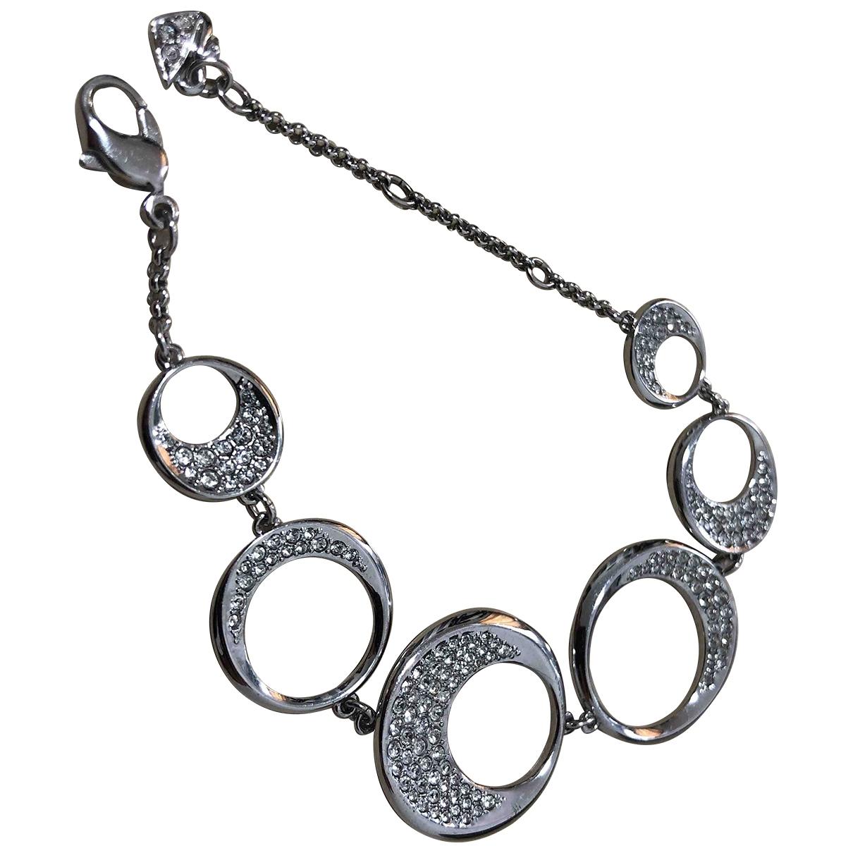Swarovski - Bracelet   pour femme en acier - metallise