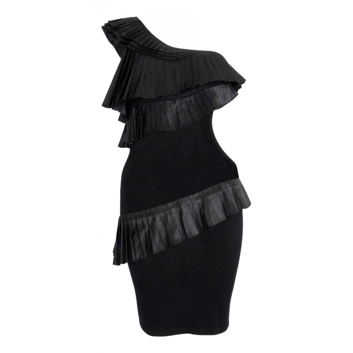 Sass & Bide - Robe   pour femme en soie - noir
