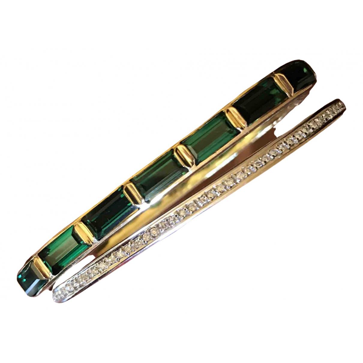 - Bracelet   pour femme en or - multicolore