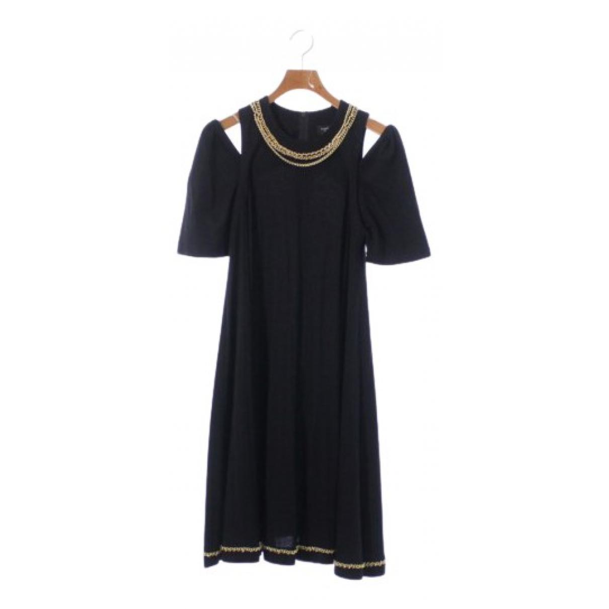 Comme Des Garcons - Combinaison   pour femme en laine - noir