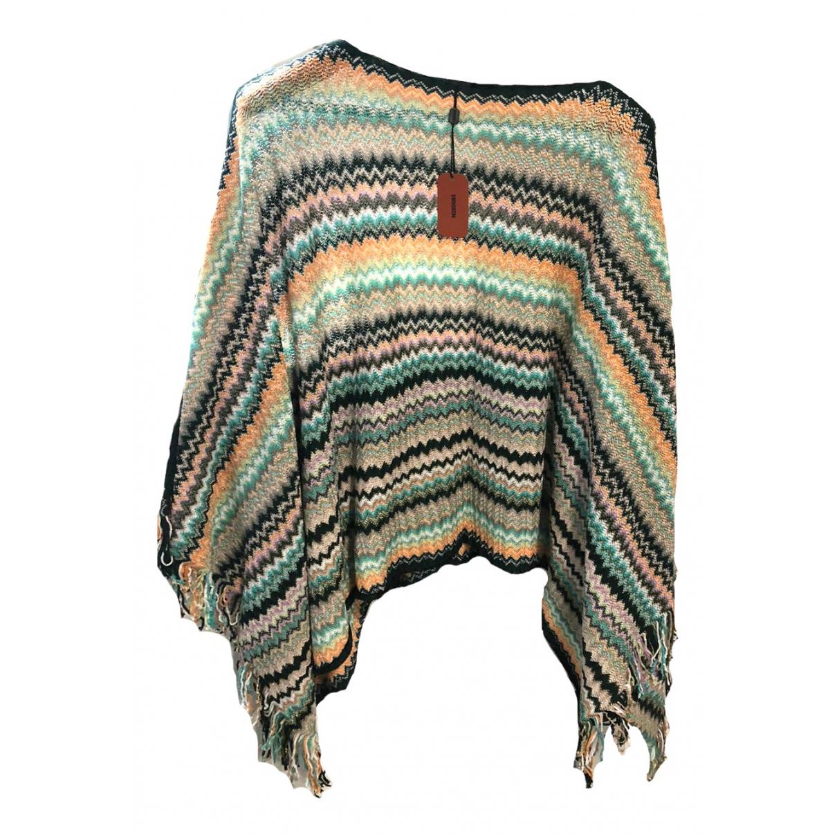 Missoni \N Multicolour Cotton Knitwear for Women One Size International