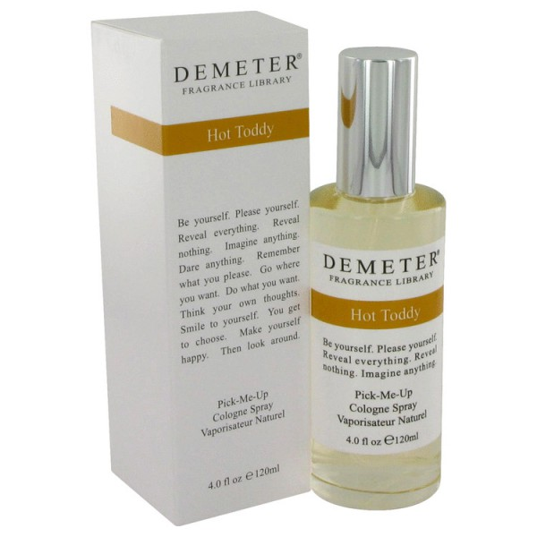 Demeter - Hot Toddy : Cologne Spray 4 Oz / 120 ml