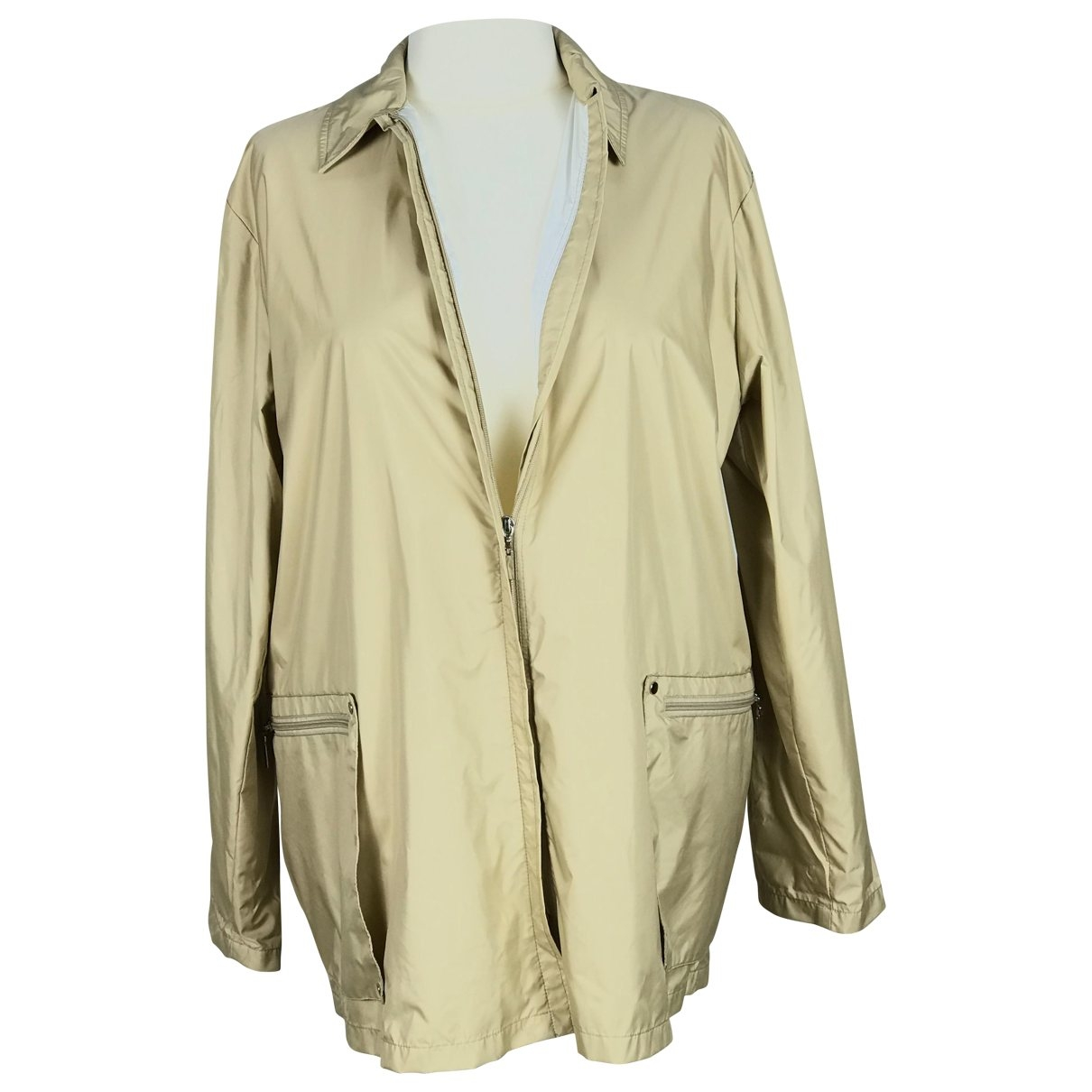 Gianfranco Ferre - Trench   pour femme - beige