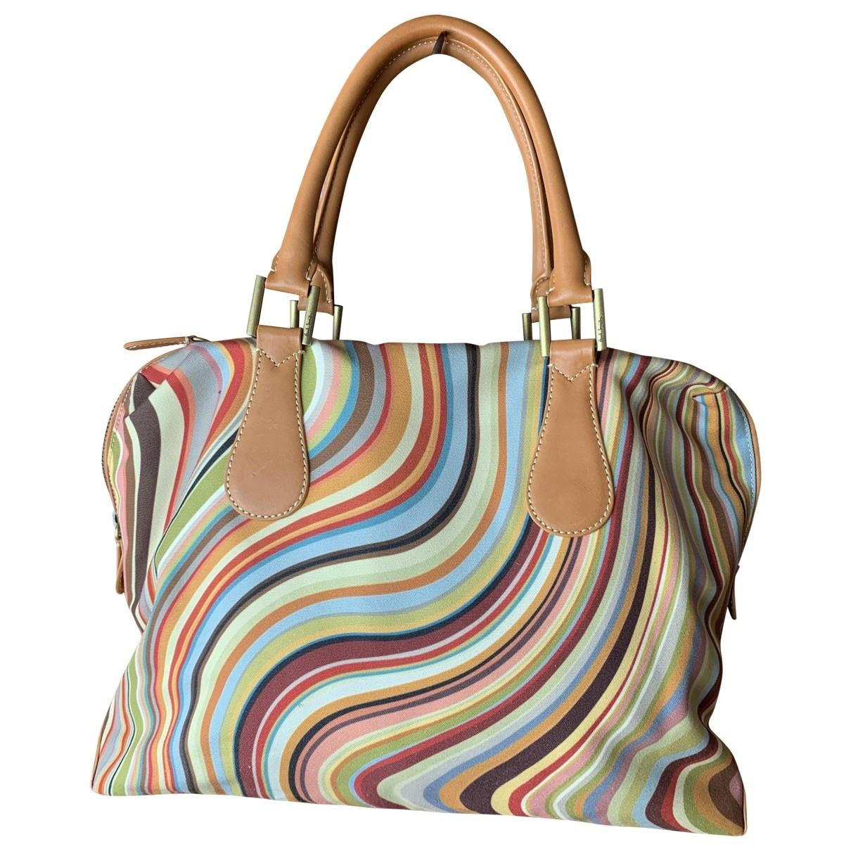 Paul Smith \N Multicolour Cloth handbag for Women \N