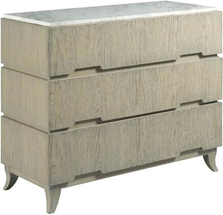 Southbury Collection 784-935 HALL CABINET in Argent