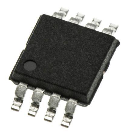 Maxim Integrated MAX9013EUA+ , Comparator, TTL O/P, 4.5 → 5.5 V 8-Pin μMAX (50)