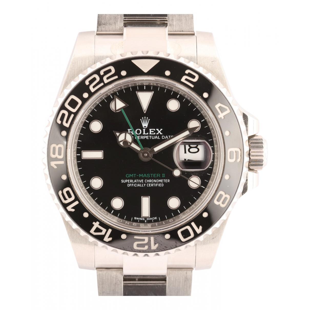 Rolex \N Uhr Silber