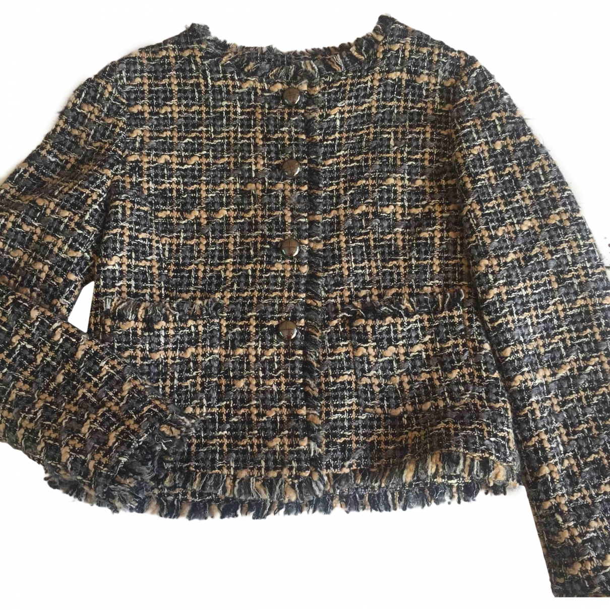 Marella \N Multicolour jacket for Women 42 FR