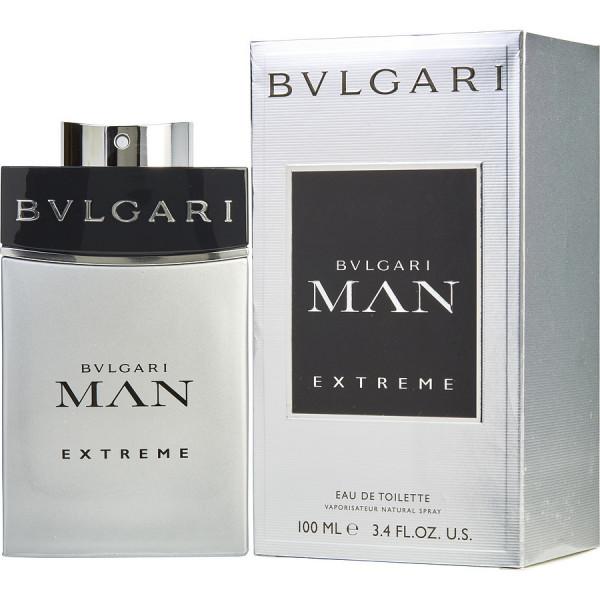 Bvlgari Man Extreme - Bvlgari Eau de Toilette Spray 100 ML