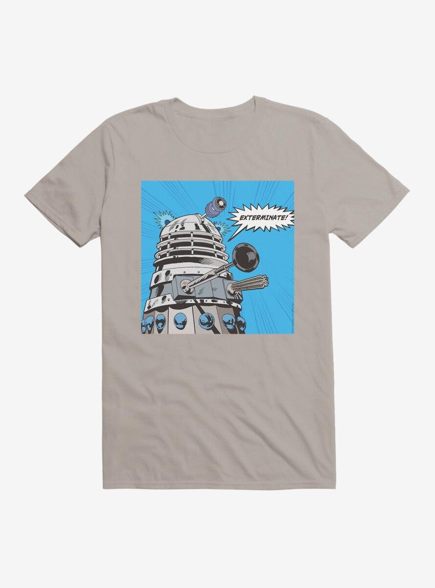 Doctor Who Dalek Exterminate T-Shirt