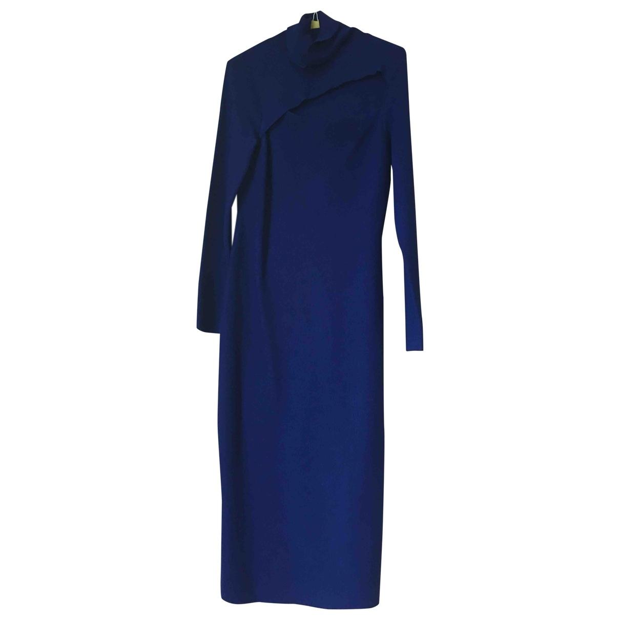 A.l.c \N Blue Wool dress for Women M
