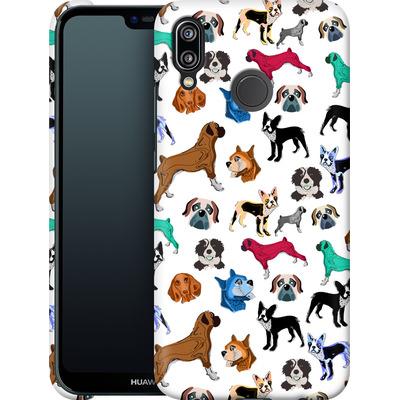 Huawei P20 Lite Smartphone Huelle - Puppy Love von Mukta Lata Barua