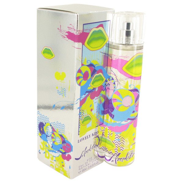 Lovely Kiss - Salvador Dali Eau de Toilette Spray 100 ML