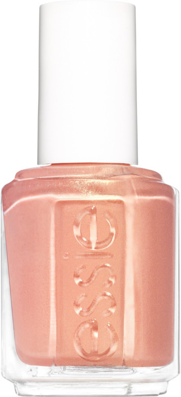 Flying Solo Nail Polish Collection - Reach New Heights (shimmering pearl peach)