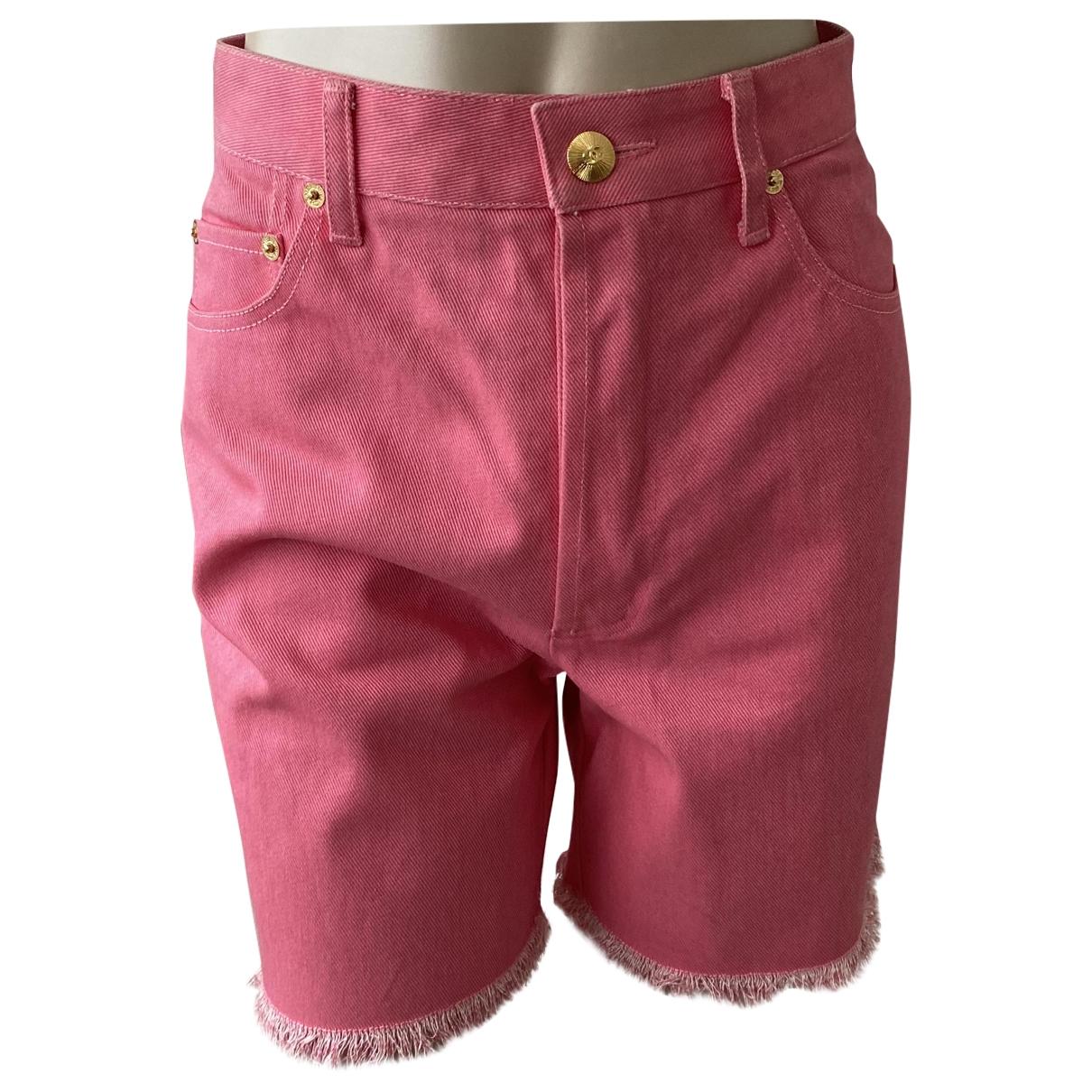 Chanel \N Shorts in  Rosa Baumwolle