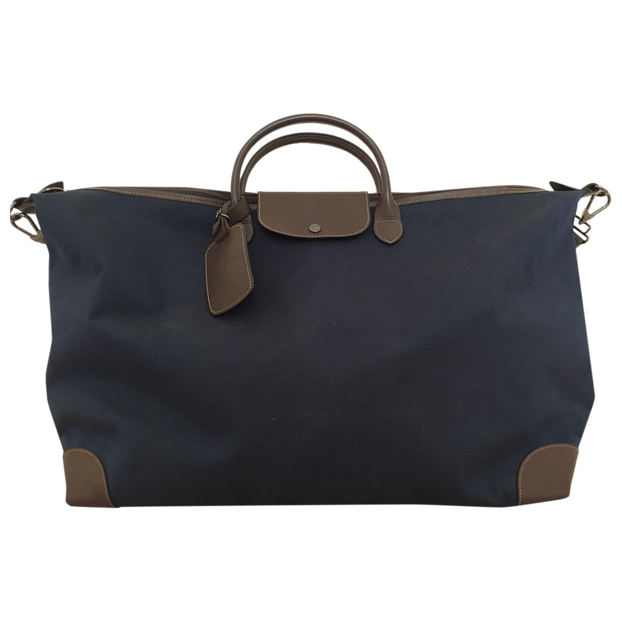 Longchamp - Petite maroquinerie   pour homme - bleu