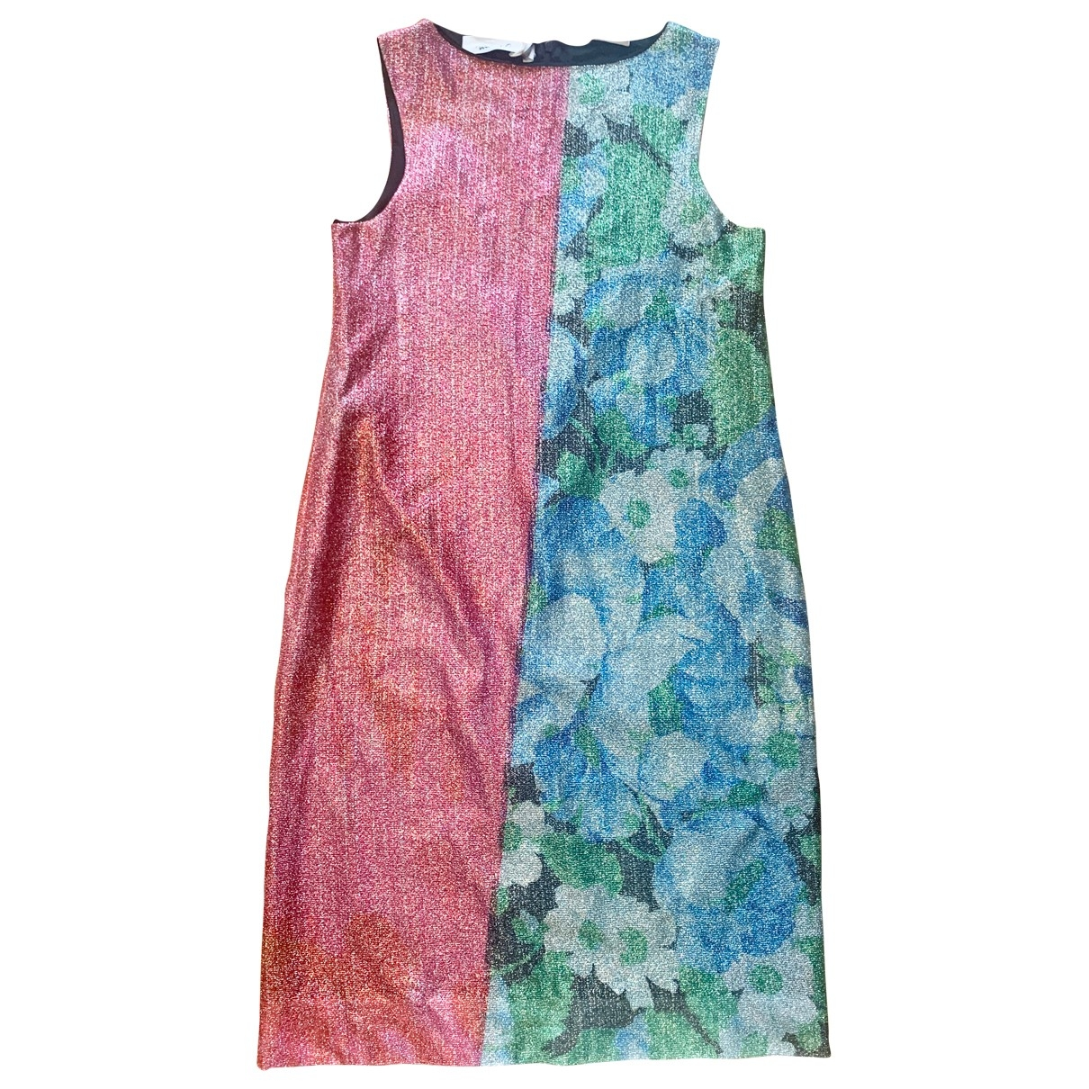 Richard Quinn \N Kleid in  Bunt Polyester