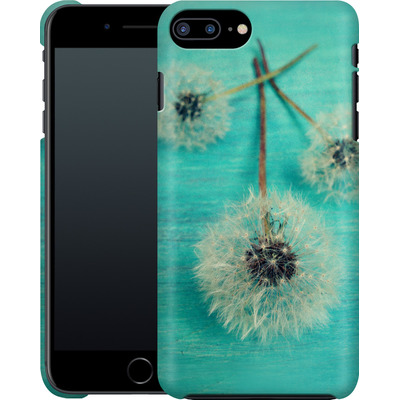 Apple iPhone 7 Plus Smartphone Huelle - Three Wishes von Joy StClaire