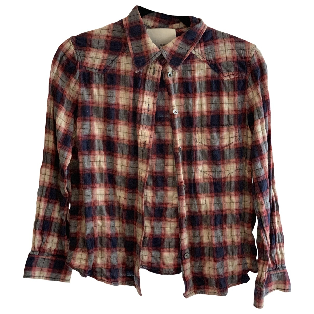 3.1 Phillip Lim \N Red Cotton  top for Women 4 US