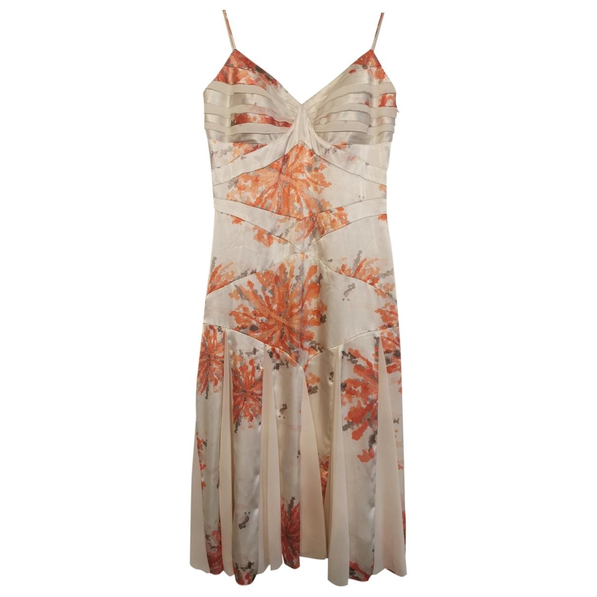 Amanda Wakeley \N Kleid in  Bunt Polyester