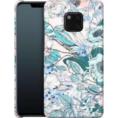 Huawei Mate 20 Pro Smartphone Huelle - Make Me Blush von Stephanie Breeze