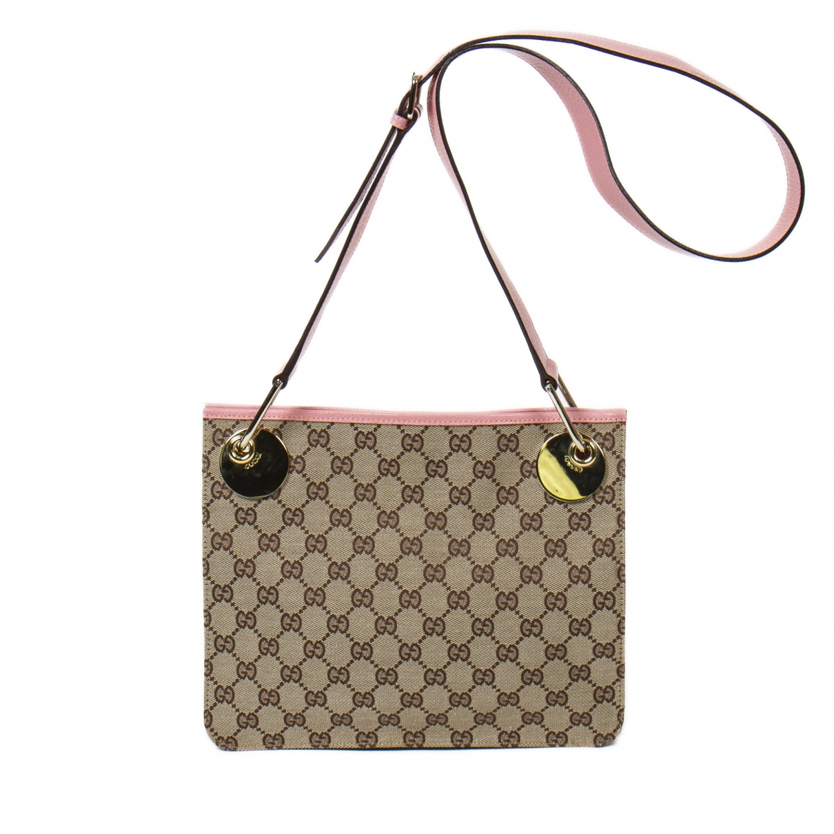 Gucci \N Cotton handbag for Women \N