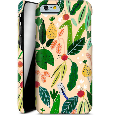 Apple iPhone 6s Smartphone Huelle - Tropical Greens von Iisa Monttinen