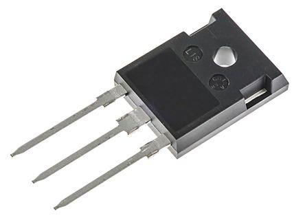 IXYS , CS45-12io1, Thyristor, 1200V 48A, 200mA 3-Pin, TO-247AD