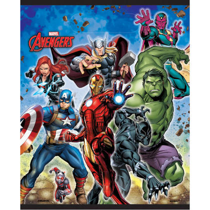 Avengers 8 Loot Bags For Birthday Party