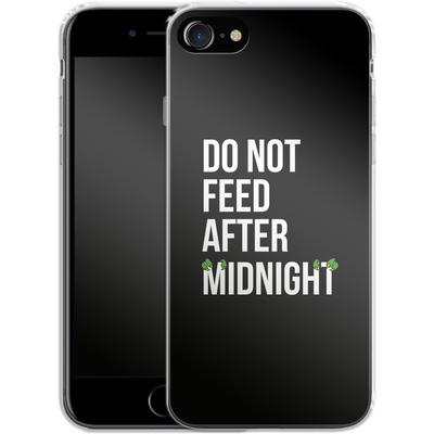 Apple iPhone 7 Silikon Handyhuelle - After Midnight von caseable Designs