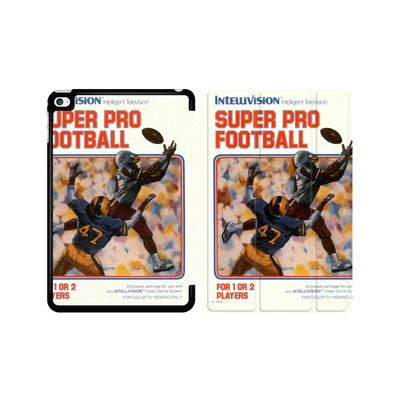 Apple iPad mini 4 Tablet Smart Case - Super Pro Football von Intellivision®