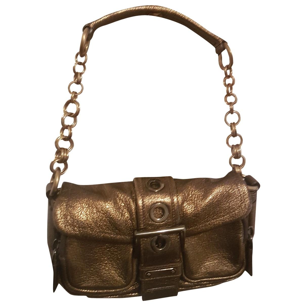 Prada \N Leather handbag for Women \N