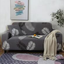 Funda de sofa con patron sin cojin