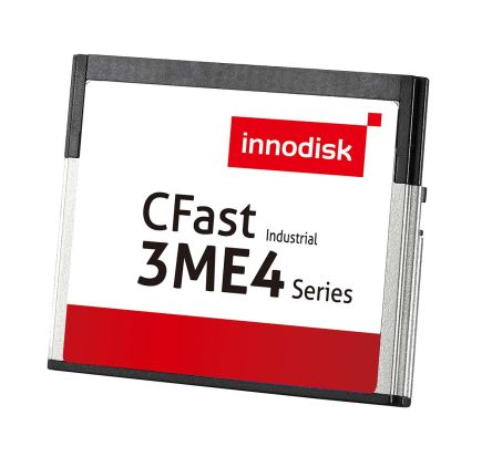 InnoDisk 3ME4 CFast Industrial 32 GB MLC Compact Flash Card