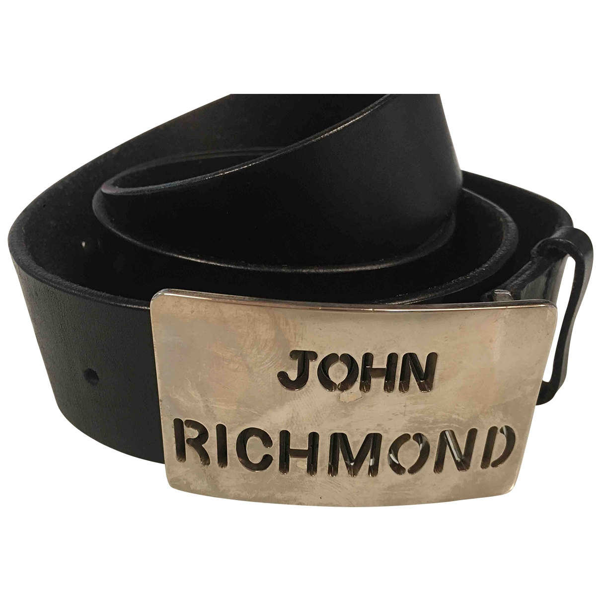 Cinturon de Cuero John Richmond