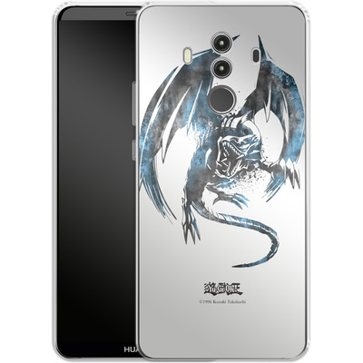 Huawei Mate 10 Pro Silikon Handyhuelle - Blue-Eyes White Dragon von Yu-Gi-Oh!