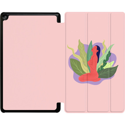 Amazon Fire HD 8 (2018) Tablet Smart Case - A Natural Beauty von Lucy Bohr