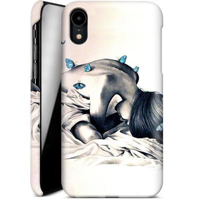 Apple iPhone XR Smartphone Huelle - Bodysnatchers von Kate Powell