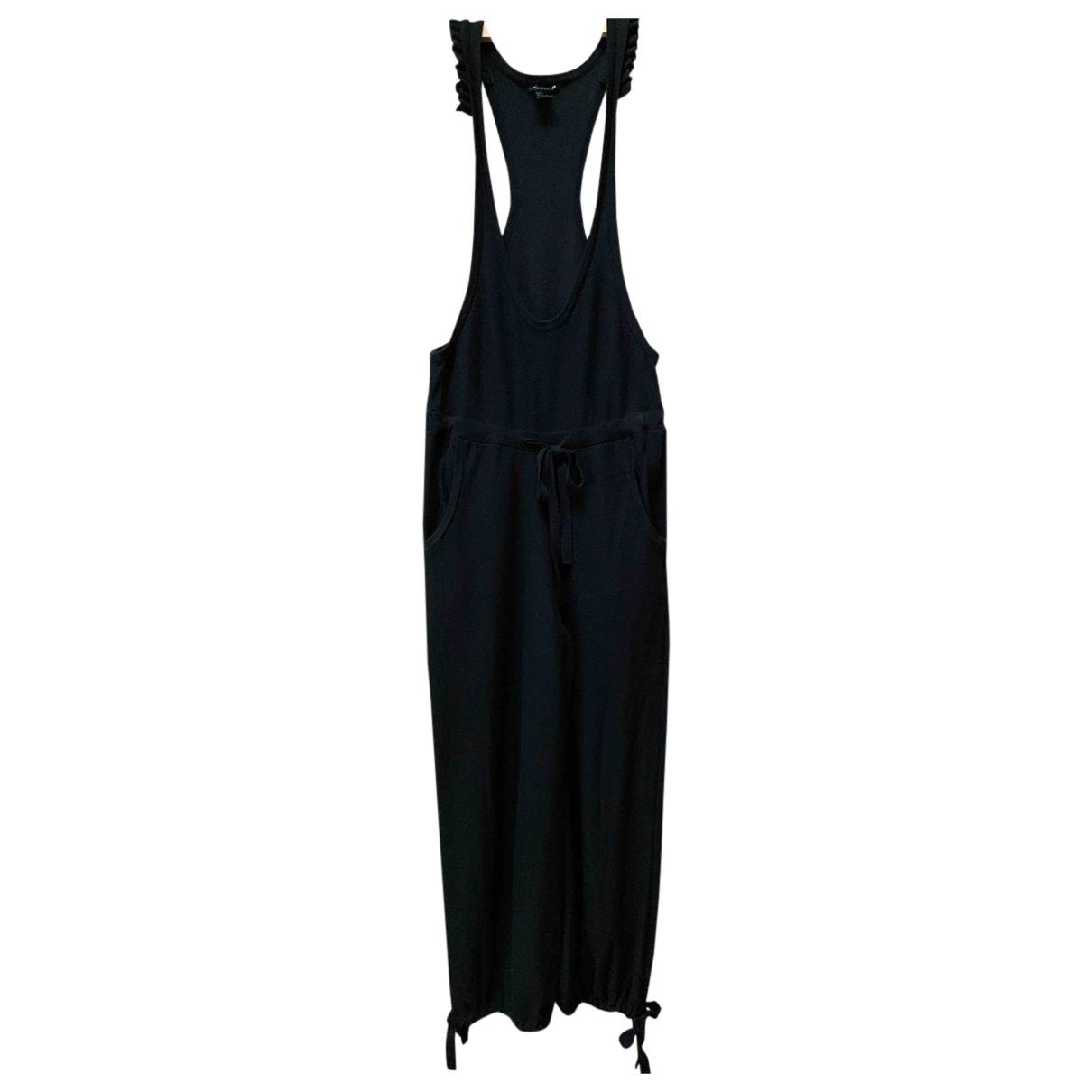 Sonia Rykiel Pour H&m - Combinaison   pour femme en laine - noir