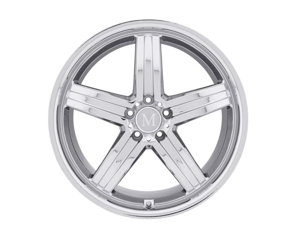 Mandrus Mannheim Wheel 17x8 5x112 32mm Chrome