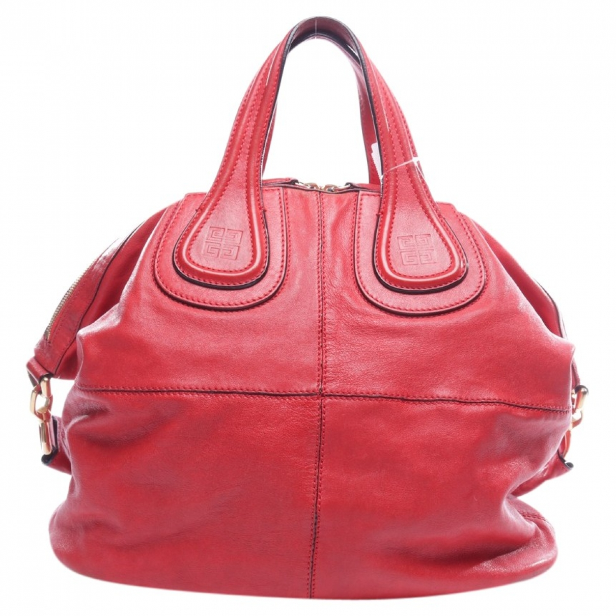 Givenchy Nightingale Red Leather handbag for Women \N