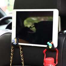 2pcs Cartoon Car Seat Back Hook