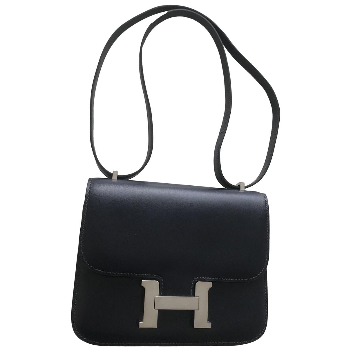 Bolso  Constance de Cuero Hermes