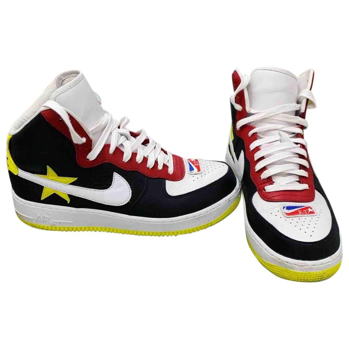 Deportivas de Cuero Nike By Riccardo Tisci