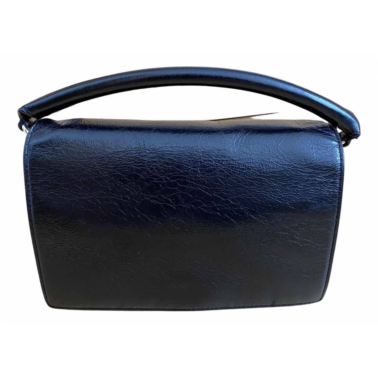 Diane Von Furstenberg - Sac a main   pour femme en cuir - noir