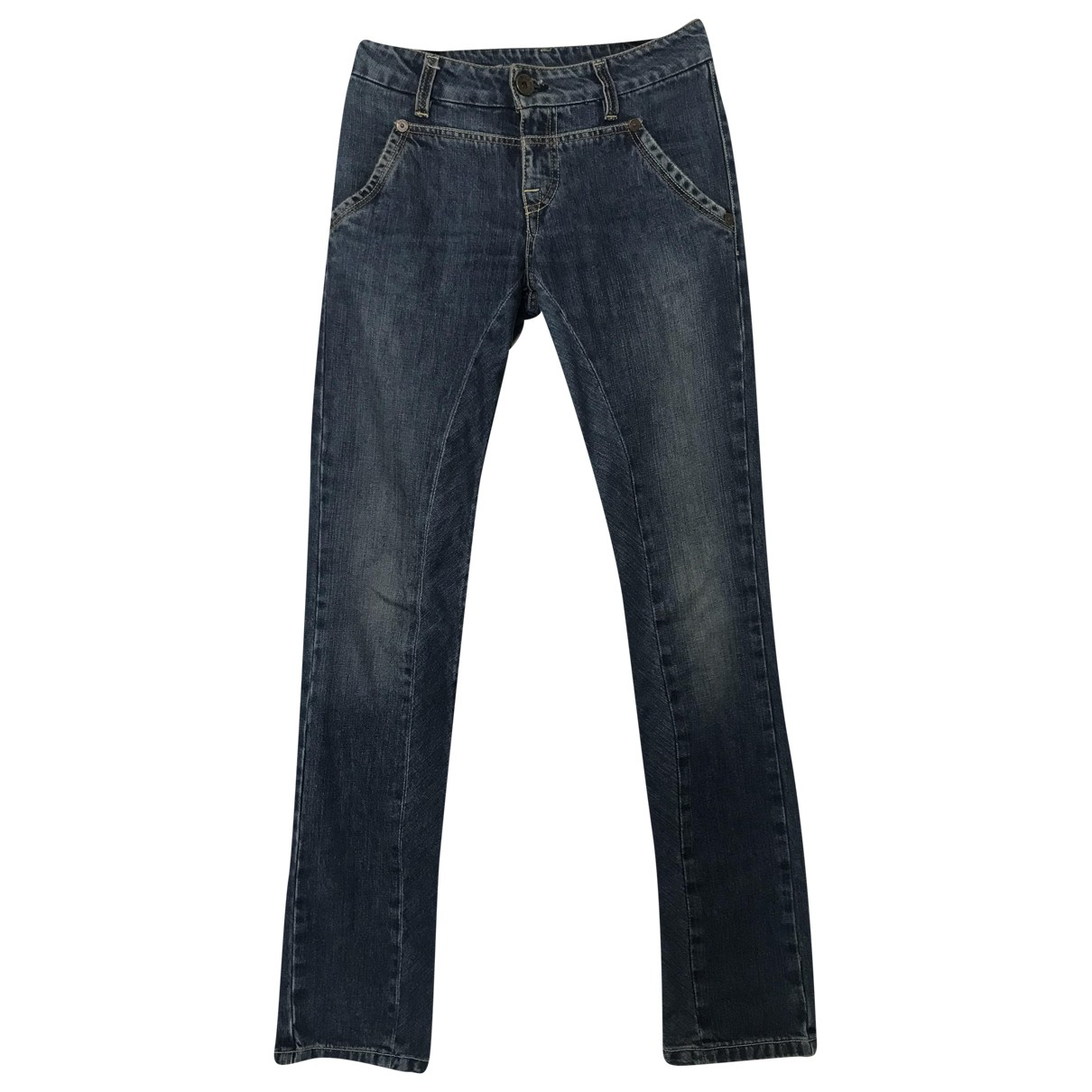 Max & Co \N Blue Denim - Jeans Jeans for Women 25 US