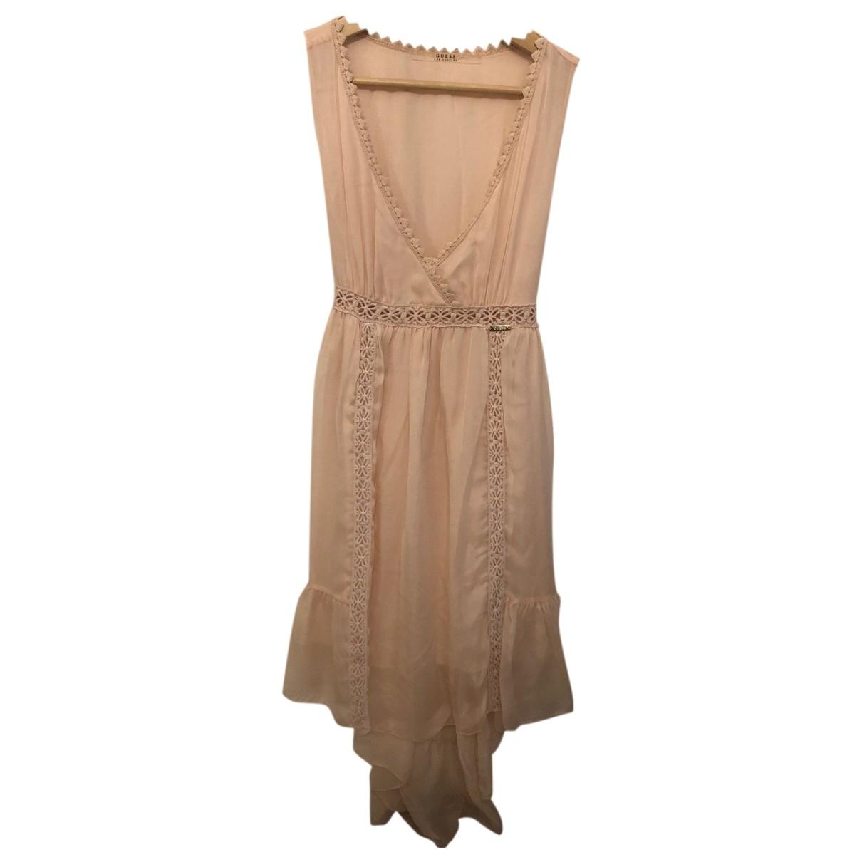 Guess \N Pink dress for Women XS International