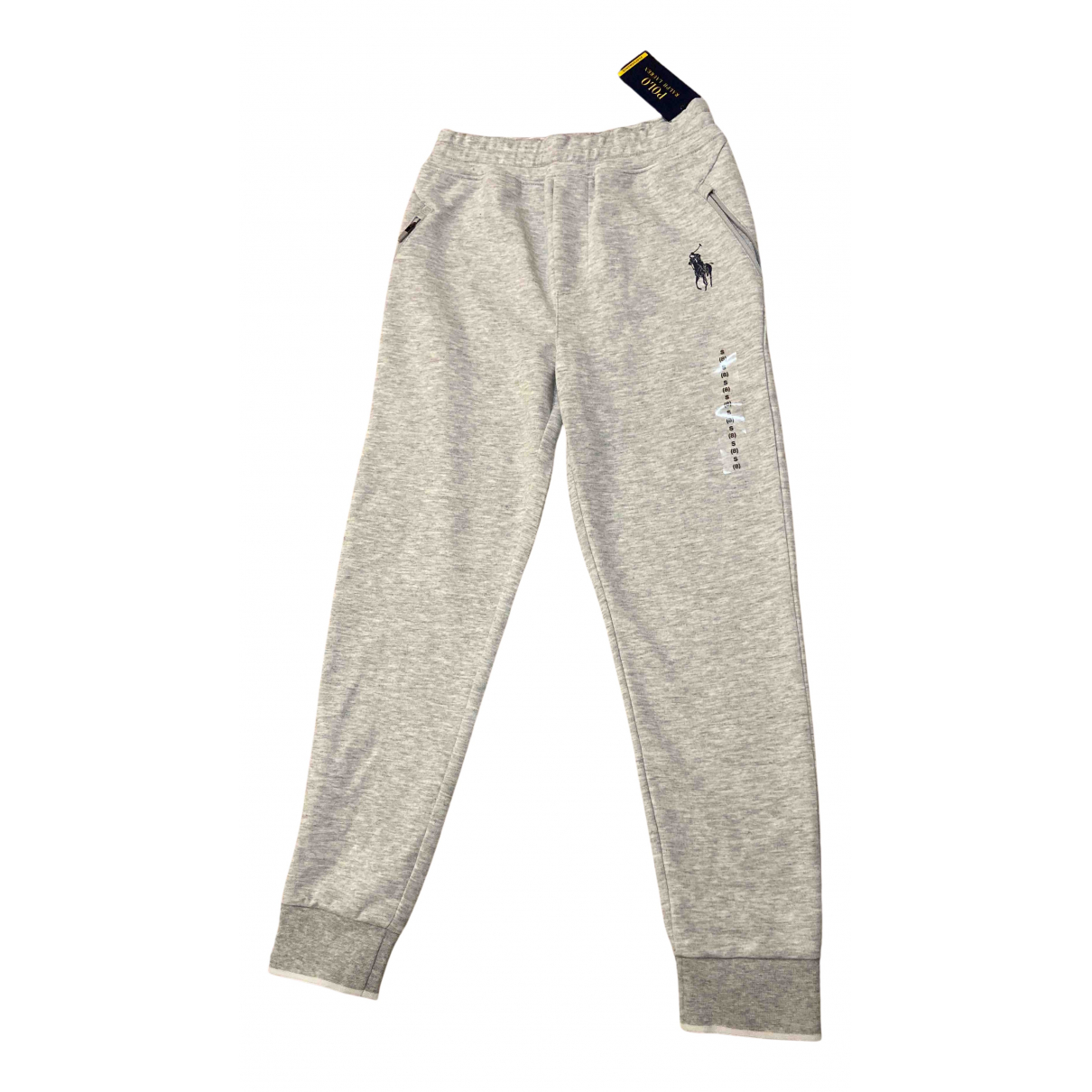 Polo Ralph Lauren N Grey Trousers for Kids 8 years - up to 128cm FR