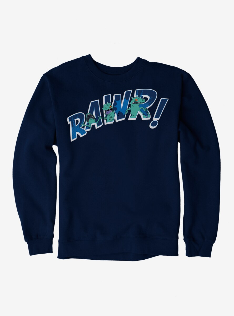 Rugrats Reptar Rawr! Sweatshirt