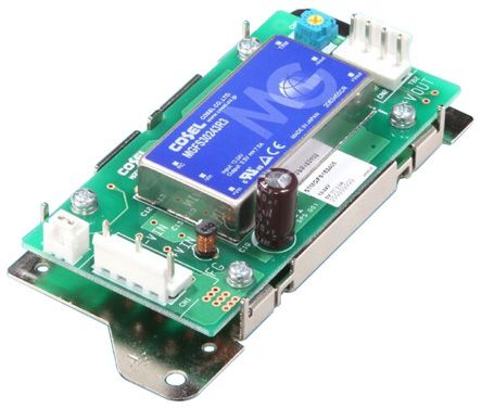 Cosel STMGFS 30W Isolated DC-DC Converter PCB Mount, Voltage in 18 → 76 V dc, Voltage out 5V dc